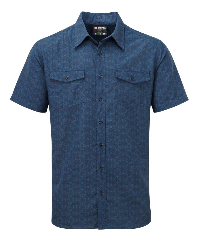 Sherpa Herren Surya S/S Shirt Top