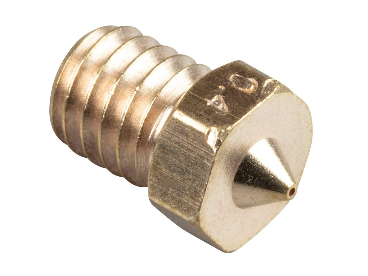 Monoprice Replacement Copper Extruder Nozzle 0.4mm PID 15365 121533