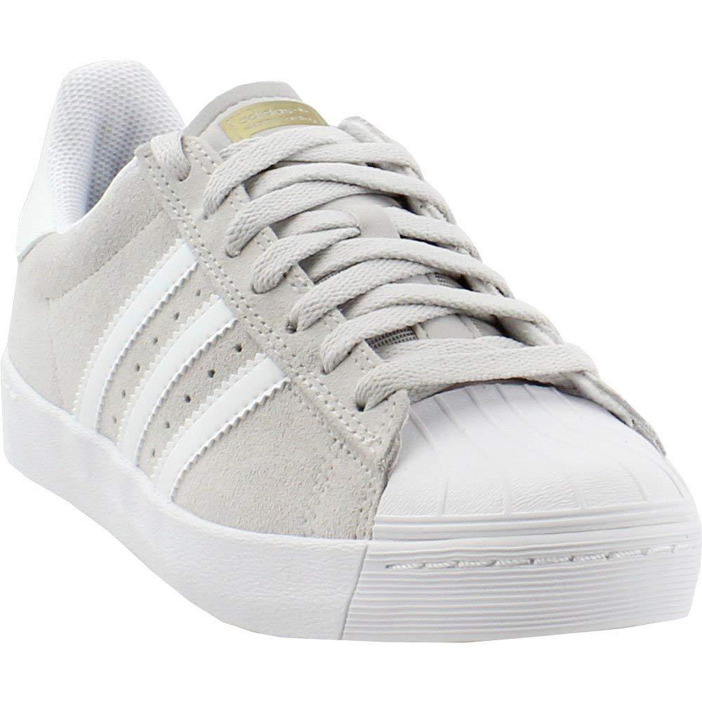 【楽天カード分割】 Adidas Men's Vlcourt Vulc US Grey Ankle-High Suede Vulc Running Shoe B075ZYSDKM 12.5 Grey One/Footwear White/Gold Metallic 12.5 M US 12.5 M US Grey One/Footwear White/Gold Metallic, トウカイシ:776c5fcc --- svecha37.ru