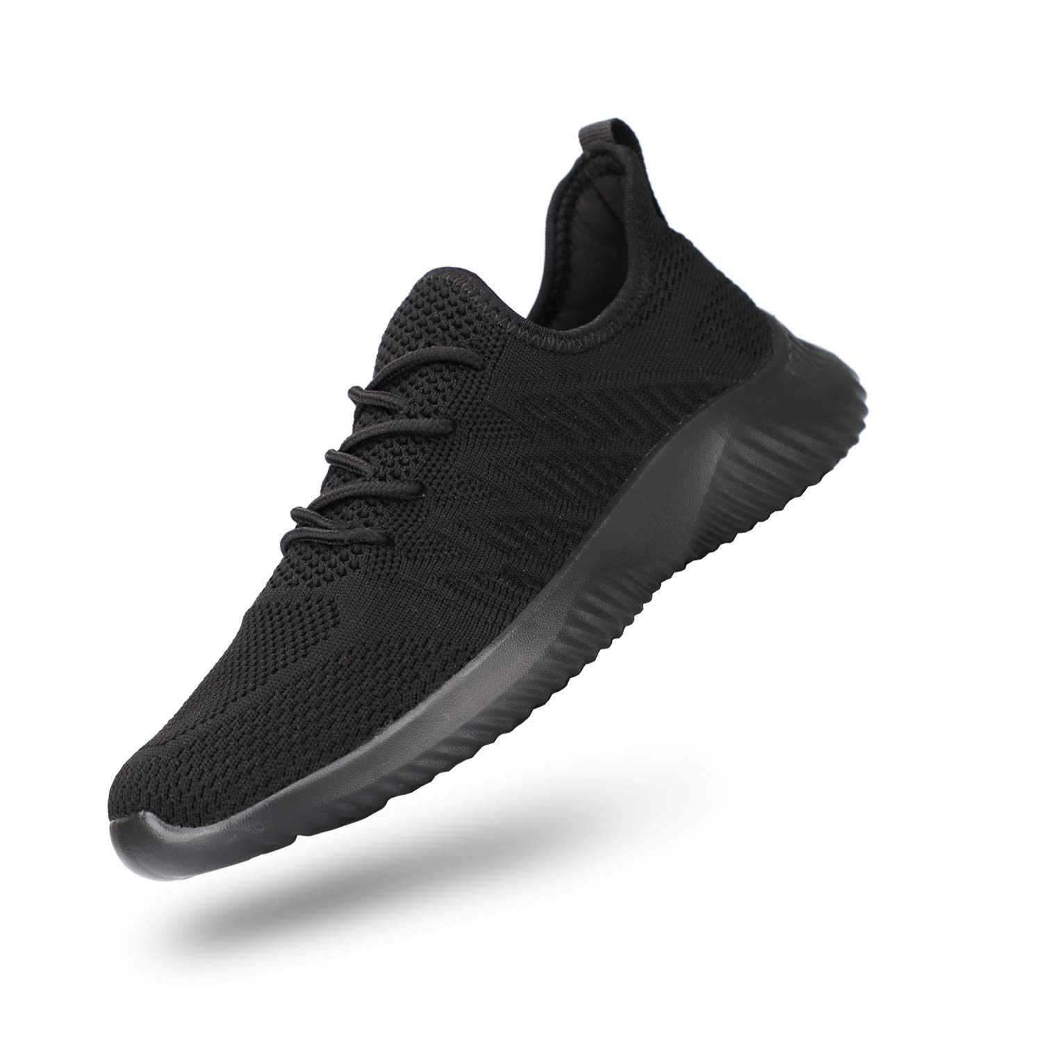 Womens Slip on Sneakers Ultra Lightweight Breathable Fashion Sports Gym Jogging Athletic Walking Shoes