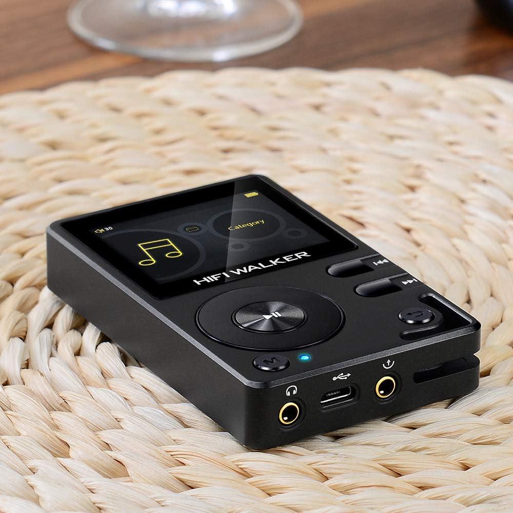 Hifi Walker H2 High Res Mp3 Player Mit Bluetooth Dsd Elektronik