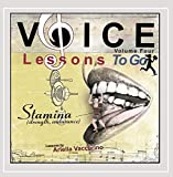 : Voice Lessons to Go V.4- Stamina