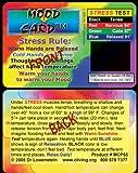 Stress Cards Mood Cards - MCP55 PLASTIC 25