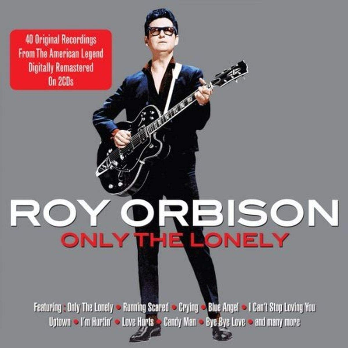 Amazon   Only the Lonely   Orbison, Roy   輸入盤   音楽