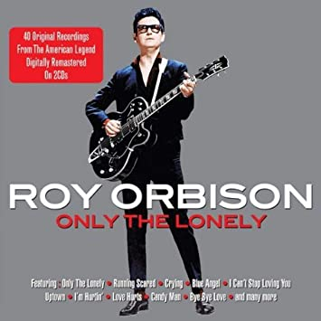 Image result for only the lonely roy orbison