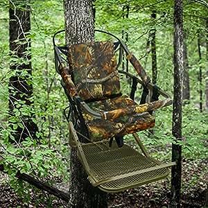 Amazon Com Portable Hunting Tree Stand Climber Deer Bow