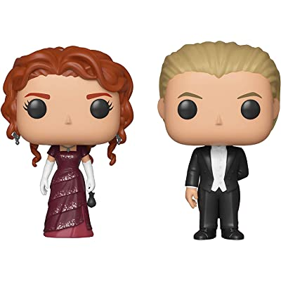 Funko Pop! Movies: Titanic Jack and Rose Vinyl Figures Set of 2: Toys & Games