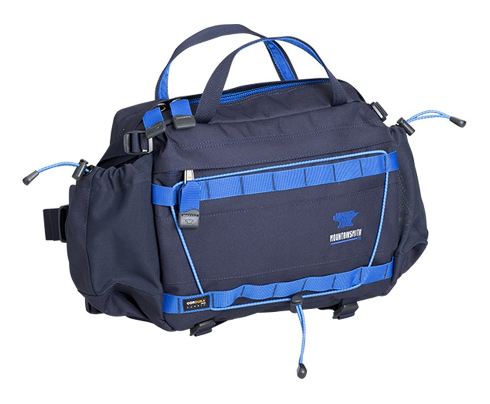 Mountainsmith Tour Lumbar New Fanny Pack, Deep Blue, One Size by Mountainsmith