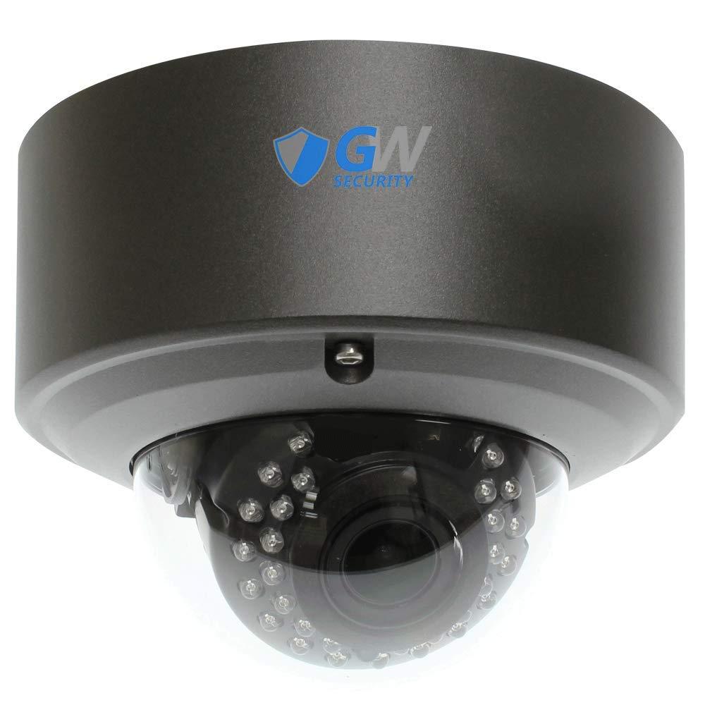HD 5MP 2592x1920P PoE Onvif Dome Weatherproof IP Security Camera 48IR Cut System