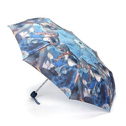 2fc3a49225cc Amazon.com: JSSFQK Ultralight and Windproof Folding Umbrella Gift ...