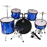 22inch 5 Piece Adults Drum Set, Les Ailes de la Voix Complete Full Size Adults