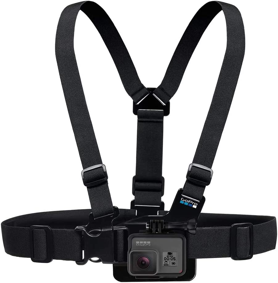 GoPro Jr. Chesty - Pack de Accesorios para cámaras Digitales GoPro ...