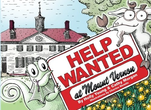 Help Wanted at Mount Vernon