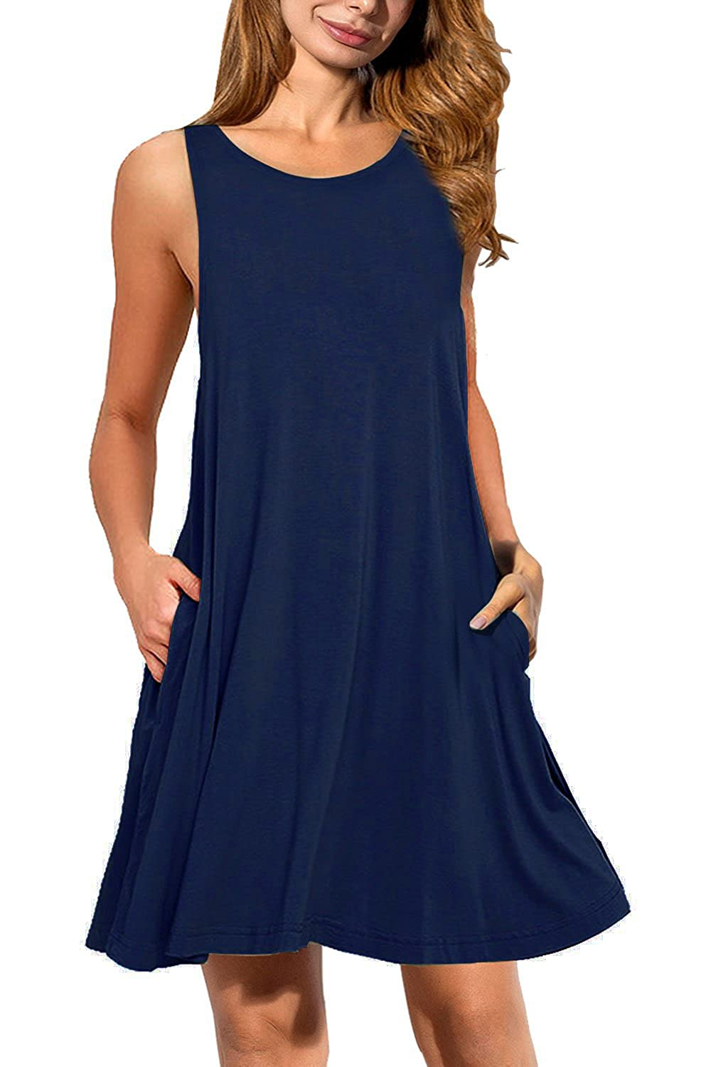 85d649d1eab This womens dresses made of soft   stretchy cotton fabric