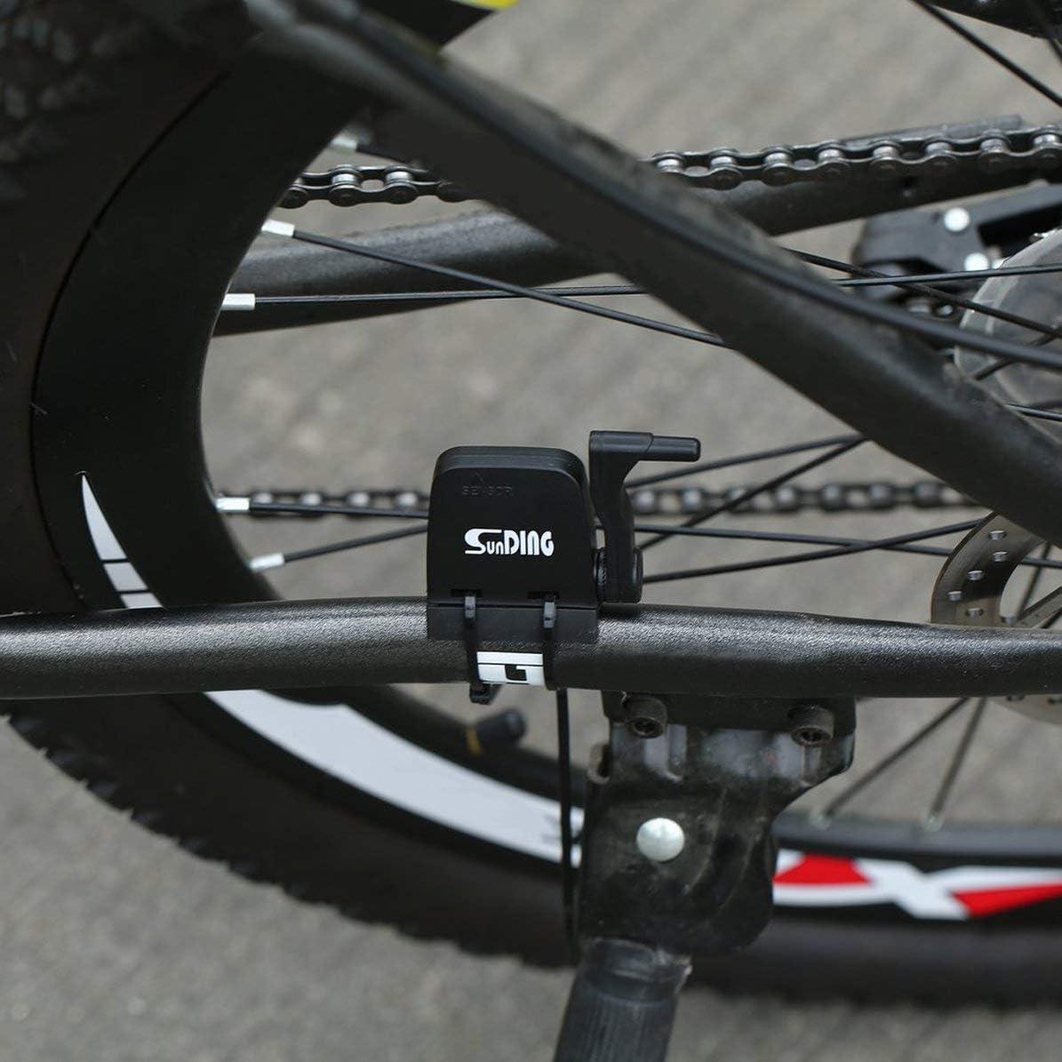 DoMoment Sensor de Velocidad y cadencia, Ciclismo Inalámbrico ...