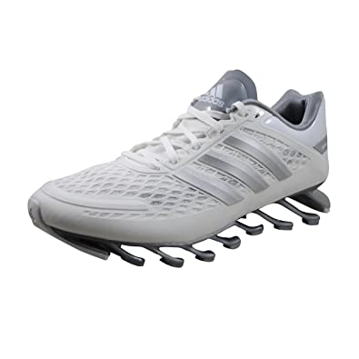 63d9a259207 adidas Springblade razor Running Shoes Boys  Grade School AUTHENTIC sneakers  white ...