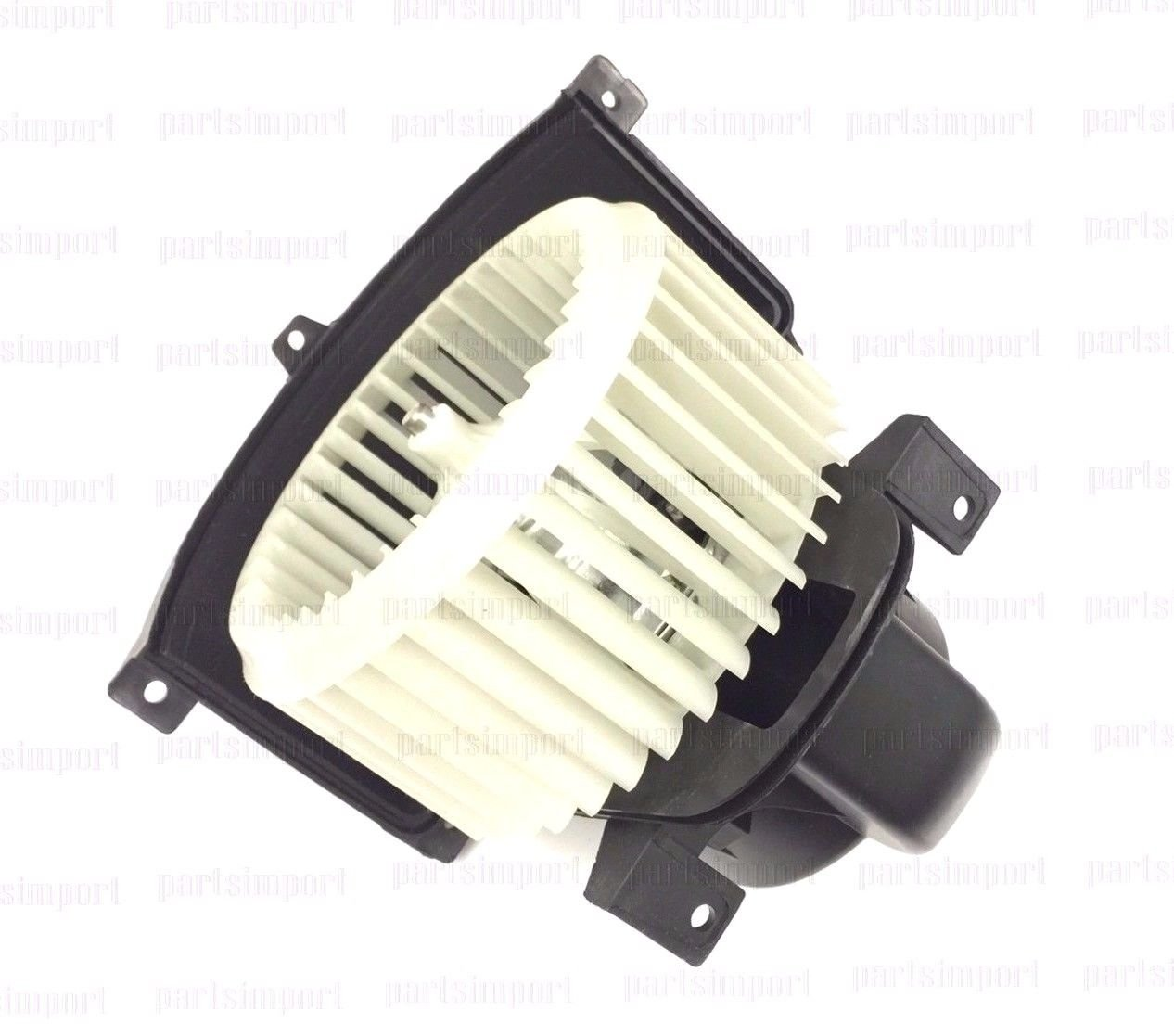 Front Heater /& A//C Blower Motor with Cage for VW Touareg Porsche Cayenne Audi Q7