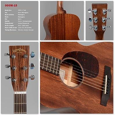 Western de guitarra Sigma 000 M de 15: Amazon.es: Instrumentos ...