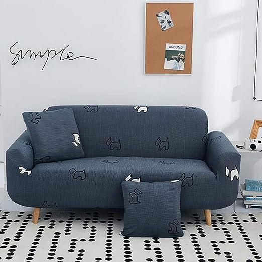 YLXD Norte de Europa Funda de sofá Cubierta de la Cama Cubiertas ...
