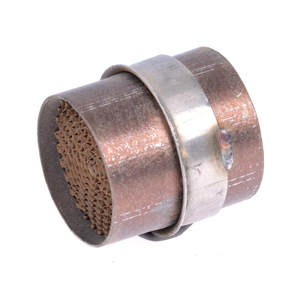 exhaust-catalyst LeoVince 6523 K, 54 mm Durchmesser/Installation Dimension fü r Aprilia RSV4 Factory | Aprilia RSV4 R RK | Aprilia RSV4 R APRC RK | Aprilia RSV4 R APRC ABS RK | Aprilia Tuono V4 R TY | Duc