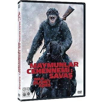 War For The Planet Of The Apes Maymunlar Cehennemi Savas Amazon