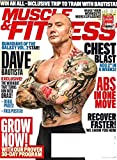 img - for MUSCLE & FITNESS Magazine May 2017 DAVE BAUTISTA, Guardians of The Galaxy, Drax book / textbook / text book