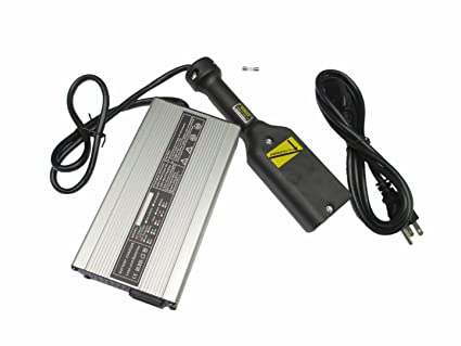 Amazon.com: 36V Golf Cart Battery Charger, Club Car Yamaha EZGO, 36 on club car golf cart information, club car accessories, club cart batteries,