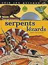 Surprenants serpents et lézards (1DVD) par Toumayan