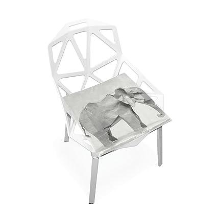 Amazon.com: Plao silla almohadillas para orejas abstracto ...