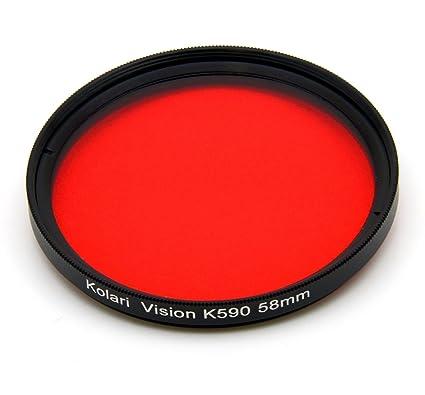 Amazon Kolari Vision 58mm Infrared 590nm IR K590 Lens Filter