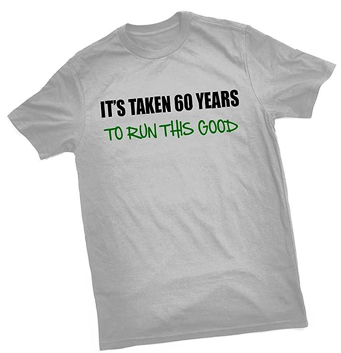 Berties Brand Its Taken 60 Years to Run This Good - Camiseta de ...