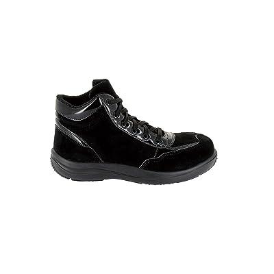 Foxter Chaussures de Sécurité Montantes Vicky - Confort - Chaussures Légères Et Respirantes - Femme - S3