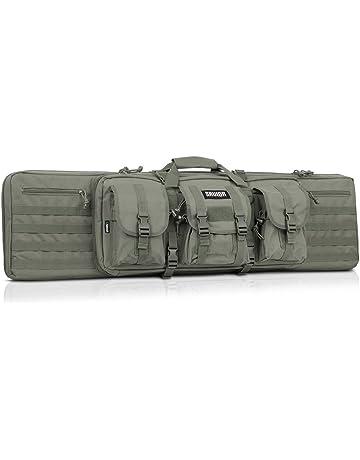 Savior Equipment American Classic Tactical Double Long Rifle Pistol Gun Bag  Firearm Transportation Case w  fa8191852f9ee