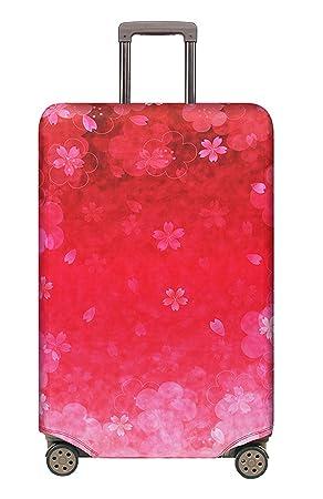 NZ-Luggage cover Estuche con Maleta Trolley Funda de Funda con Maleta Correa Correa,