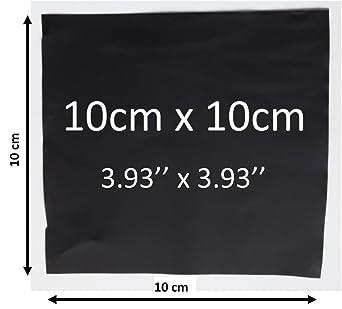 gevoelige geleidende Folie voor druksensor.Velostat.linqstat. e-textiel. positiesensor.