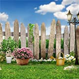 8x8ft Spring Photography Backdrops for Easter Background Seamless No Wrinkles Photo Backdrop