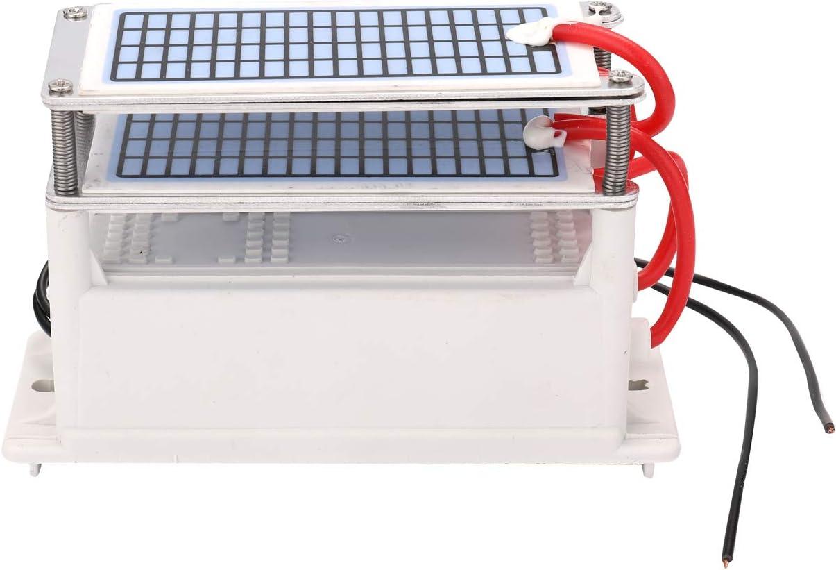h KKmoon Generatore di Ozono Depuratore del Filtro dellaria a Macchina per Automobile Domestica 32g