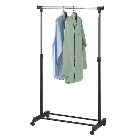 Top Kleiderstander Mex 45 Mobile Kleiderstange Roll Garderobe