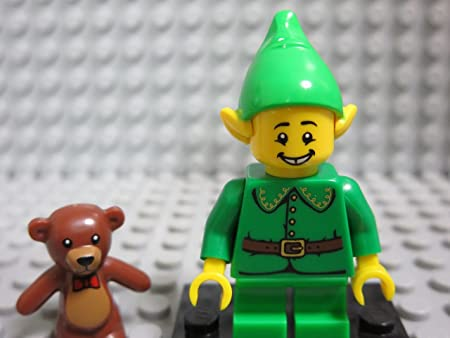 71002 -Series 11 HOLIDAY ELF LEGO MINIFIGURES