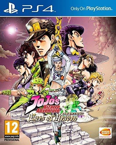 JoJo's Bizarre Adventure: Eyes of Heaven (PS4) by Bandai Namco - Jojo Video Game