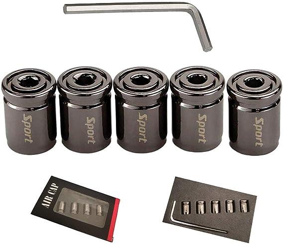 20 Stücke Kunststoff Staub Ventilkappen Fahrrad Auto Motorrad Rad Reifen Lu MF