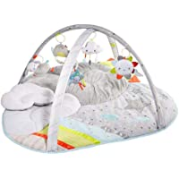 "Skip Hop Silver Lining Cloud Baby Play Mat Activity Gym, 36"" x 19""h, Multi Colored"
