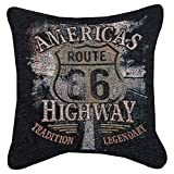 Manual Woodworkers and Weavers America's Highway Png Pillow