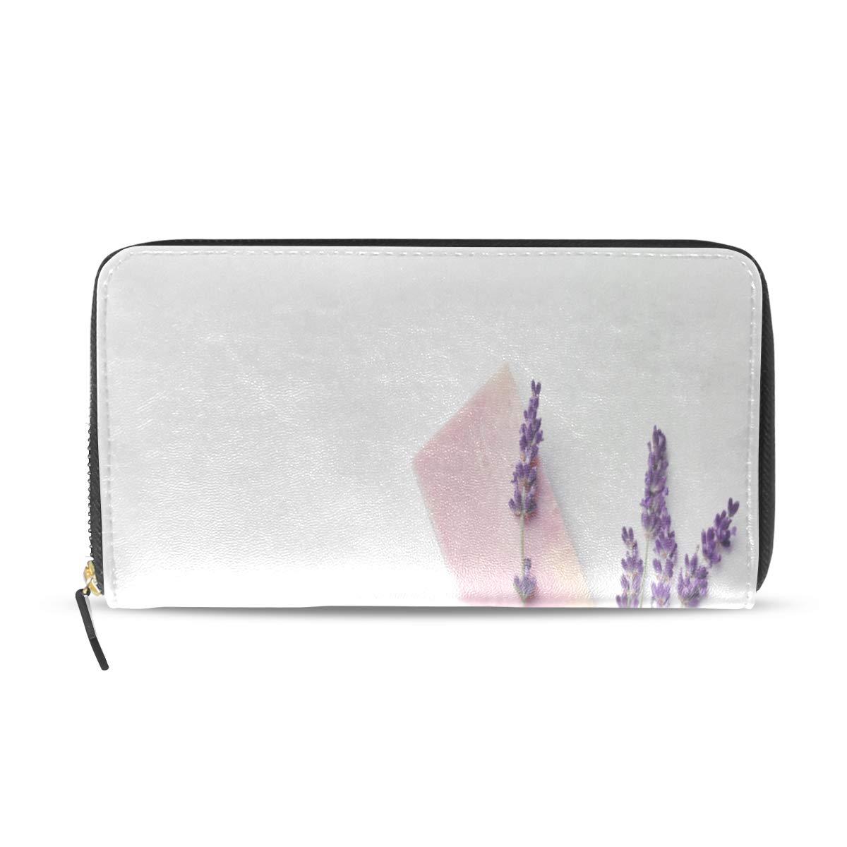 LOGAN Geldbörse lilac