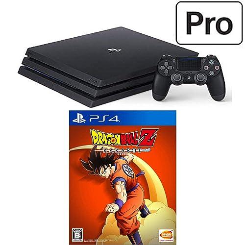 PlayStation 4 Pro  + ドラゴンボール Z KAKAROT セット