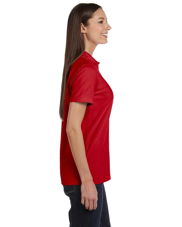 Pique Polo Red XL 8680A