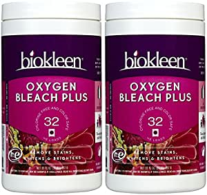 Biokleen Oxygen Bleach Plus - 32 oz - 2 pk