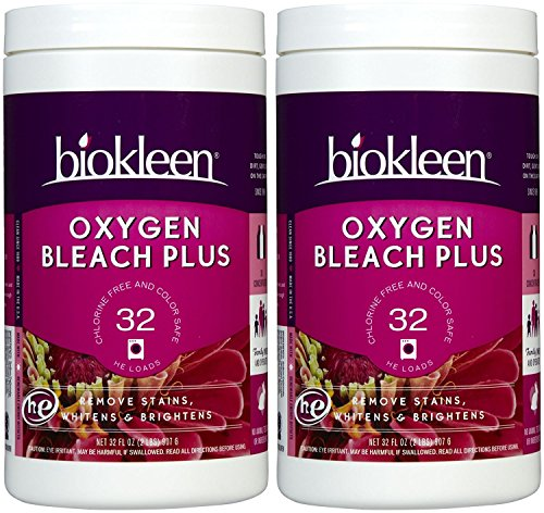 Biokleen Oxygen Bleach Plus - 32 oz - 2 pk ()