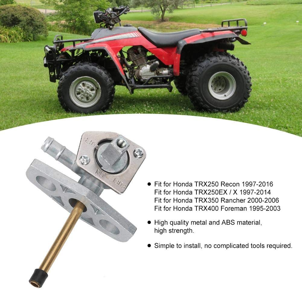 Válvula de encendido y apagado de combustible, ATV Kit de ...