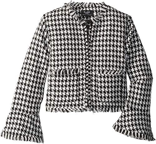 - Bardot Junior Girl's Roma Boucle Jacket (Big Kids) Houndstooth 8